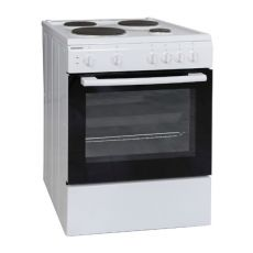 Κουζίνα Εμαγιέ Eskimo ES 4060 W Λευκό Α